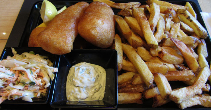 fish & chips mr