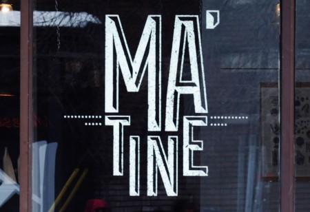 Matine 01